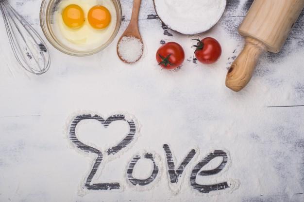 mit Singles Kochen,                   Liebe finden