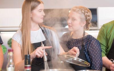 Koch-Abo für junge Leute